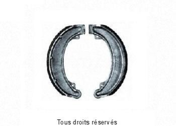 Product image: Sifam - VB119 - Brake Shoes Ø178.5 X L 30mm