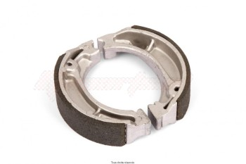 Product image: Sifam - VB126 - Brake Shoes Ø109.5 X L 25mm