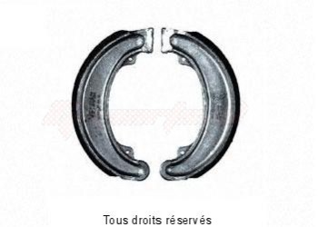 Product image: Sifam - VB127 - Brake Shoes Ø159 X L 30mm