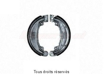 Product image: Sifam - VB130 - Brake Shoes Ø128.6 X L 30mm