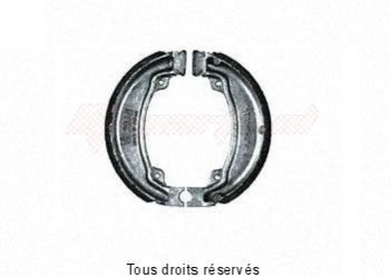 Product image: Sifam - VB136 - Brake Shoes Ø130 X L 30mm