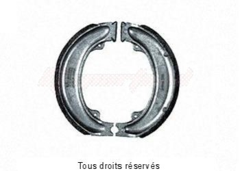 Product image: Sifam - VB138 - Brake Shoes Ø159.3 X L 25mm