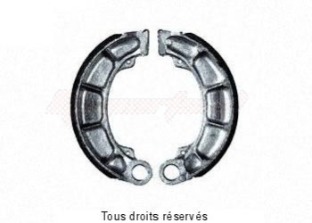 Product image: Sifam - VB157 - Brake Shoes Ø159.5 X L 30mm