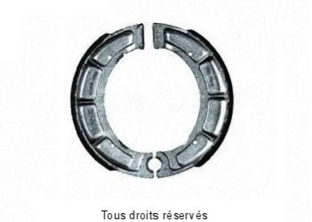 Product image: Sifam - VB220 - Brake Shoes Ø159 X L 25mm