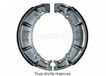 Product image: Sifam - VB230 - Brake Shoes Ø199.3 X L 40mm