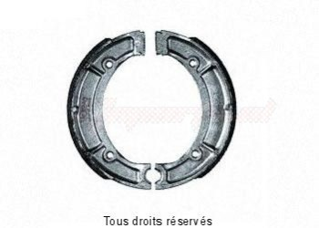 Product image: Sifam - VB231 - Brake Shoes Ø 159.5 X L 30mm