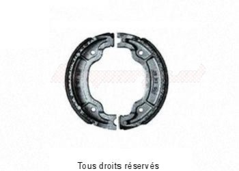 Product image: Sifam - VB239 - Brake Shoes Ø129 x 28