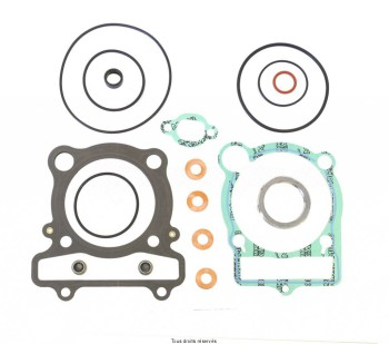 Product image: Athena - VGH235 - Gasket kit Cylinder 350 Warrior 03-05