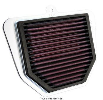 Product image: K&N - YA-1006 - Air Filter K&N Yamaha FZ1