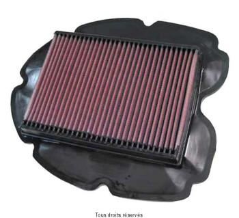 Product image: K&N - YA-9002 - Air Filter K&N Yamaha TDM 900