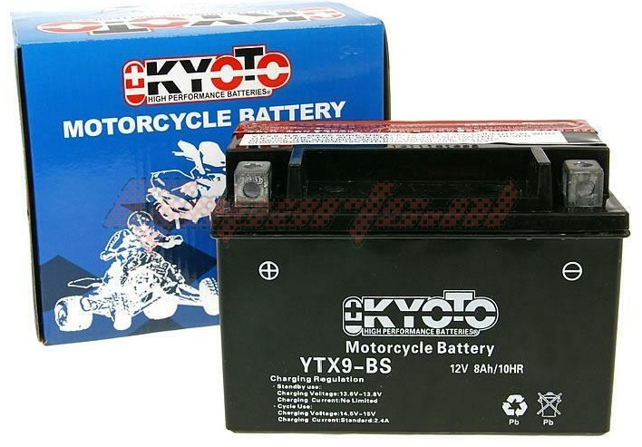 Product image: Kyoto - 712090 - Battery YTX9-bs  0