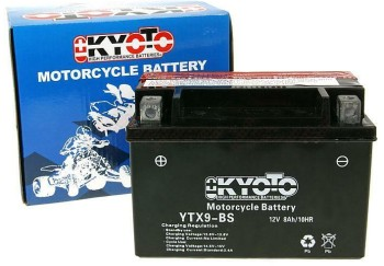 Product image: Kyoto - 712090 - Battery YTX9-bs