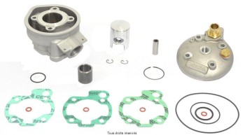 Product image: Athena - PISK13002 - Cylinder Kit 50cc Alu - Ø 40 with Cylinder head Minarelli AM3/4/5/6